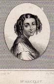 Portrait of Virginie Ancelot (1792-1875)