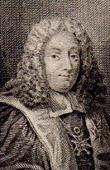 Portrait of Henri François d'Aguesseau (1668-1751) - Jurist - Chancellor of France - Jansenism