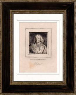 Portr�t von Bossuet (1627-1704)