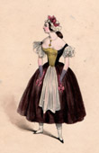 Theater Clothing - French Stage Costume