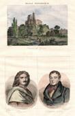 Gisors Castles (Eure - France) - Portraits - Nicolas Poussin (1594-1665) - Jacques Charles Dupont de l'Eure (1767-1855)