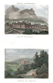 View of Monastery of Grande Chartreuse - Saint-Pierre-de-Chartreuse - Chateau Bayars - Pontcharra (Is�re - France)