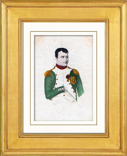 Portr�t von Napoleon Bonaparte (1769-1821)