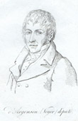 Portrait of Marc-Ren� de Voyer de Paulmy d'Argenson (1771-1842) - French Politician