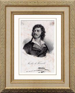 Porträt von Merlin de Thionville (1762-1833)