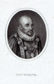 Portrait of Michel de Montaigne (1533-1592)