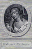 Portrait of Madame de La Fayette (1634-1693)