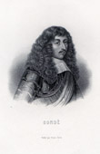 Portrait of Louis II de Bourbon Prince de Condé (1621-1686)