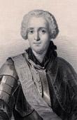 Portrait of Francis de Gaston, Chevalier de Lévis (1719-1787)
