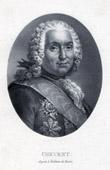 Portrait of Chevert (1695-1769)