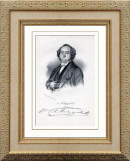 Portrait of Henri de La Rochejaquelein (1772-1794) - War in the Vend�e