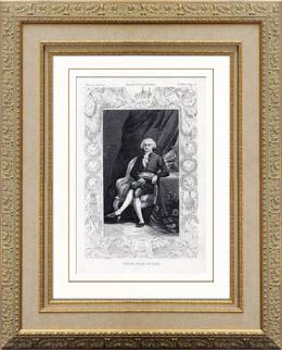 Portr�t von P�tion (1756-1794)