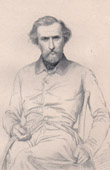 Portrait of Ambroise Thomas (1811-1896)