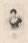 Portrait of Madame de R�musat (1780-1824)