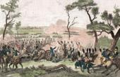 Napoleonic Wars - Battle of Hanau (1813) - Campaign in Germany - Sixth Coalition