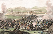 Spanish Expedition - Battle of Campillo - Siege of Pamplona (1823)
