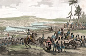 Napoleonic Wars - Campaign in Russia - Napoleon Crosses the Neman River (June 24, 1812)
