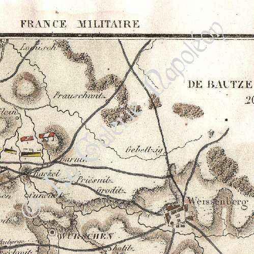 Battle Bautzen 1813 of Bautzen 1813 Saxony