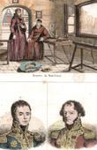 Hermits of Montserrat - Catalonia - Spain - Portraits - Habert (1773-1825) - Barbou des Couri�res (1761-1827)