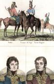 Russian Costume - Russian Fashion - Russia - Tartares  - Cossacks - Portraits - Samuel Lh�ritier (1772-1829) - Mouton-Duvernet (1770-1816)