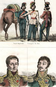 Russian Army - Imperial Guard - Cossacks (Russia) - Portraits - Privé - Brayer (1769-1840)