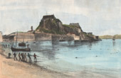 View of Corfu - Citadel (Greece)