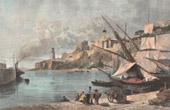Stich von Bastia - Korsika - (Frankreich)