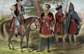 Tartares of Crimea - Nogais - Astrakhan - Dagestan - Caucasus - Caucas (Russia)