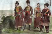 Milit�rkleidungen - Uniform - Polen - 17. Jahrhundert