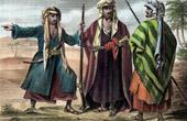 Traditionelle Kleidung - W�ste - Saudi-Arabien