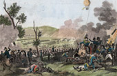 French Revolution - Napoleonic Wars - Battle of Fleurus (1794)