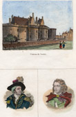 Castle of the Dukes of Brittany in Nantes (France) - Portraits - Charette (1763-1796) - Cathelineau (1759-1793)