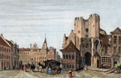View of Ghent - Flanders (Belgium)