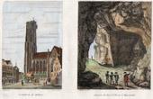 St Rumbold's Cathedral in Mechelen - Malines (Belgium) - Caverne of Maastricht - Maestricht (Netherlands)