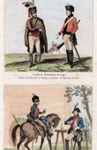 Cavalerie - Uniforme Militaire - Armée Prussienne - Hussard - Armée Française - Cavalerie (1792)