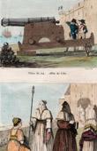 Soldato Napoleonico - Artiglieria - Cannone ed Affusto - Penitenti