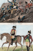 French Revolution - Army of the North - Prussian Bodyguards - 1794