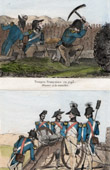 French Army - Troop - Mining - 1793 - Artillery - Battery