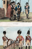 Watchtower - Sentinel - English Army - British Army - Artillery - 1794
