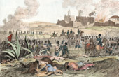 (Algeria) - Assault of Algieria (1830) - French conquest of Algeria