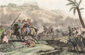 (Algeria) - Battle of Sidi Khalef (1830) - French conquest of Algeria