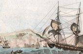 (Algeria) - Assault of Algieria (1830) - French conquest of Algeria - French Navy