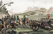 Napoleonic Wars - Campaign of France - Sixth Coalition - Battle of Craonne (1814)