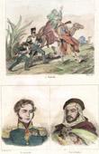 Kabylie - Berber people - Imazigh (Algeria) - Portraits - Desmichels (1779-1845) - Abdelkader El Djezairi (1808-1883)