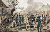 French Revolutionary Wars - War in the Vendée - Army of Loire - General Lamarque