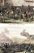 Defense of Paris - Octroi - Clichy - 1814 - National Guard - Moncey - �cole polytechnique - France