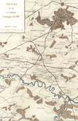 Map - Campaign in Belgium - 1815