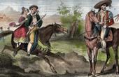 Traditionelle Kleidung - Spanien - Torero - Toreador - Schmuggler (1839)