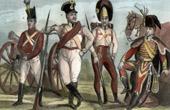 Uniformes Militares Austríacos - Áustria - Hungria - Oficial - Infantaria - Granadeiro - Artilharia - Guarda do Corpo Húngaro