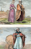 Jewish Women of the Surroundings of Jerusalem - Arab Prince (Holy Land)